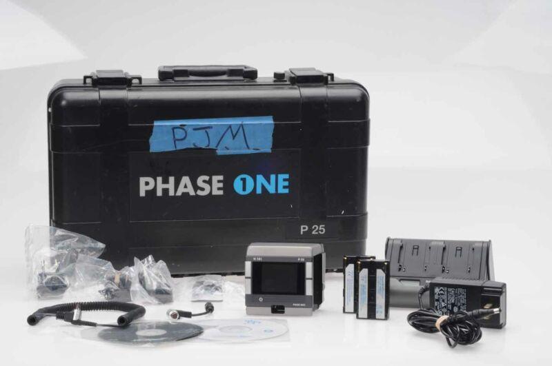 Phase One P25 Digital Back 22MP for Hasselblad AF #947