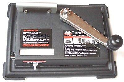 LARAMIE SHOOTER-MATIC - Zigaretten Stopfmaschine Stopfer Stopfgerät Shooter