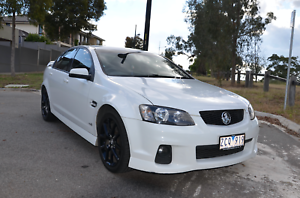 2010 Holden Commodore SV6 Series 2. Excellent Condition! Brunswick Moreland Area Preview