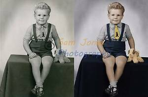Restore Old Photographs Palmview Maroochydore Area Preview