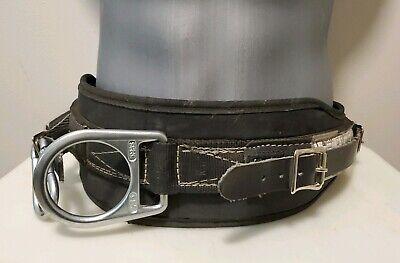 Miller 123nlbplbk Body Belt 1 Anchor Point 37.5 To 45.5 Adjustable Size