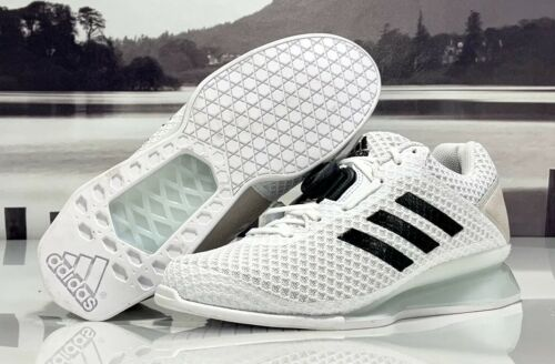 $225 Adidas Leistung 16 II Weightlifting BOA Shoes F35790 Me