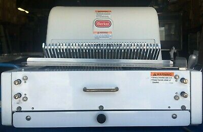 Berkel Mb 716 Bread Slicer 716 Slice Thickness White 115v