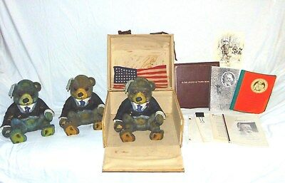 Legend of Teddy Bear Johnny Byrne Story Lost Movie Production Prototypes Mattel