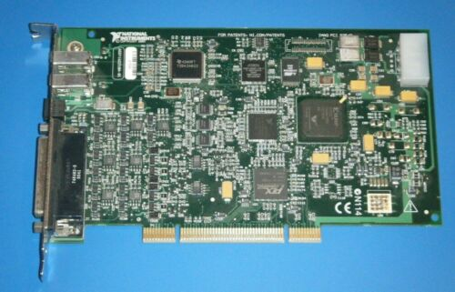NI PCI-8254R 1394a RIO Video/Image Acquisition, National Instruments *Tested*
