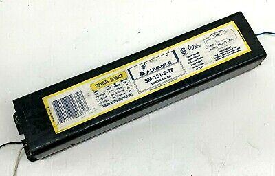 Advance RSM-175-S-TP Slimline Ballast for 1 F96T12  F72T12 F64T12 F60T12 Lamp