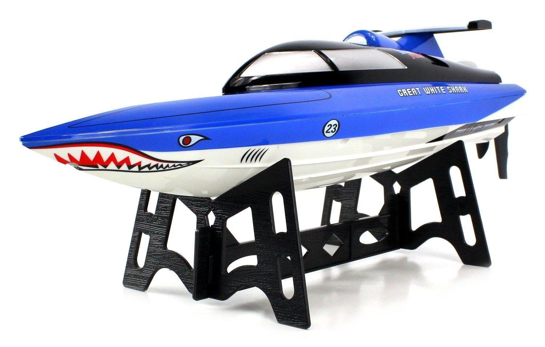 Shark Boat Toy : Top rc boats ebay