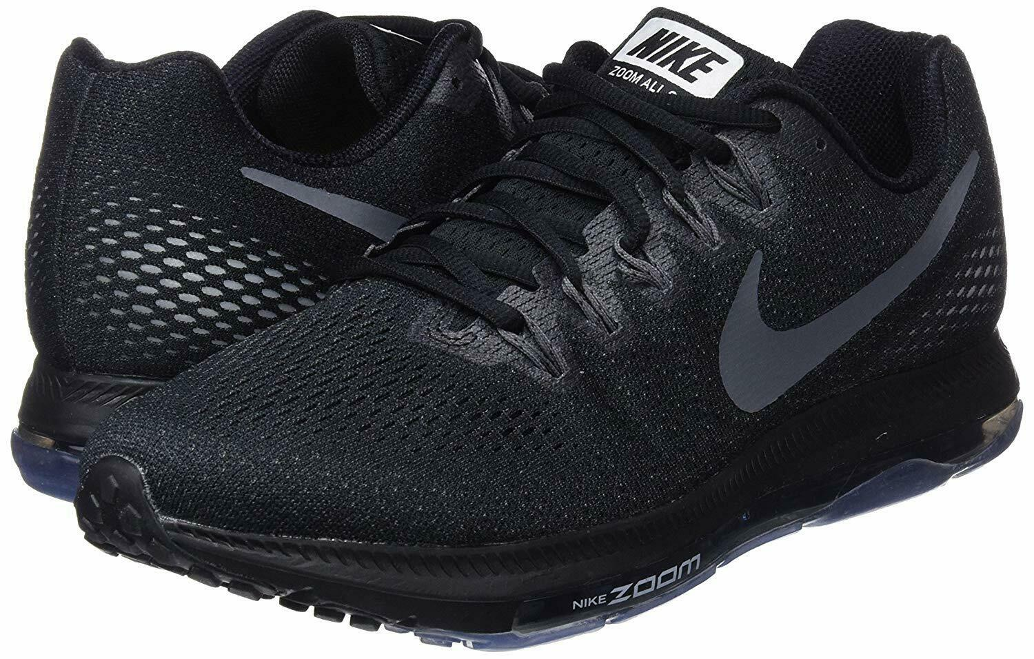 Men's Nike Zoom All Out Low Running Shoes, 878670 001 Mult Sizes BlackDark Grey