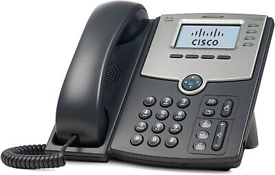 Cisco Spa504g Unified Voip Ip Phone