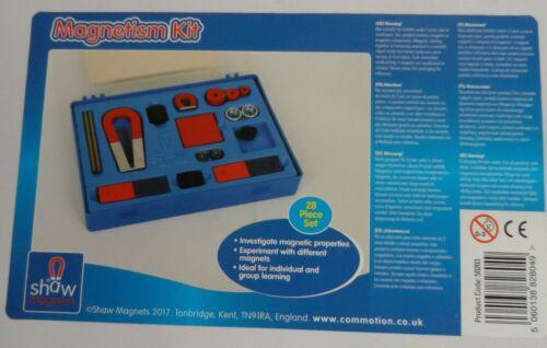 Shaw+Magnetism+Kit%2C+Magnet+Science+Experiment+Educational+STEM+kids