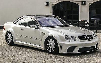Mercedes CL W215 BLACK SERIES BODY KIT || Best quality || Best Look |