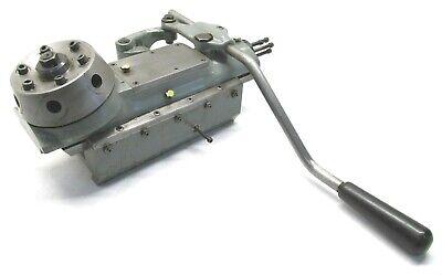 Hardinge 6-position Lathe Turret Attachment - H - Fits Dsm-59 Dv-59 Lathes