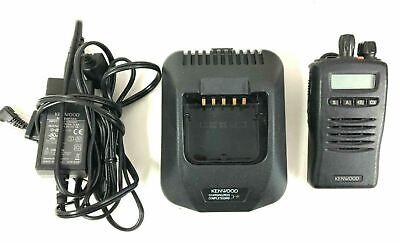 Kenwood Tk-2140 Tk-2140-1 Vhf Portable Radio 136-174mhz Complete Units
