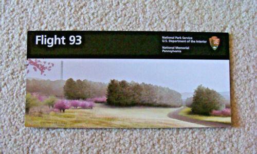 FLIGHT 93 NATIONAL MEMORIAL Brochure/Unigrid - National Park Service