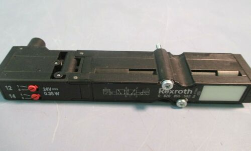 Rexroth Solenoid Valve Dual Detent 0820055502