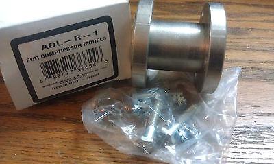 Sporlan, Part Number Aol-r-1,3-bolt Oil Level Adapter
