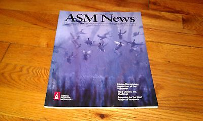 Asm News Magazine 11 2004 American Society Microbiology Aids Influenza Pandemic