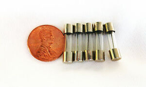5pcs GMA 15A Fast-Blow Fuse 15 Amp 250v 5x20mm 5 x 20mm usa free ship
