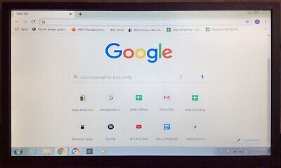 """Acer V246HL 24"""" Flat Panel Widescreen LED LCD Monitor no Stand"""