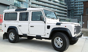 1983 Land Rover Defender 110 SUV, Crossover, 300 TDi