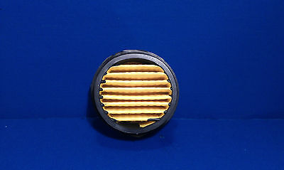 Air Compressor Intake Filter Silencer Metal Housing Replacement Paper Element