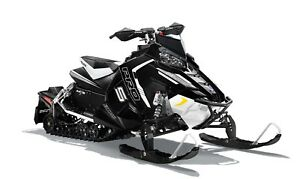 2016 POLARIS RUSH 800 ES LE Night Lightning