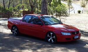 2005 Holden Crewman 4 Sp Automatic Crew Cab Utility - AUTO
