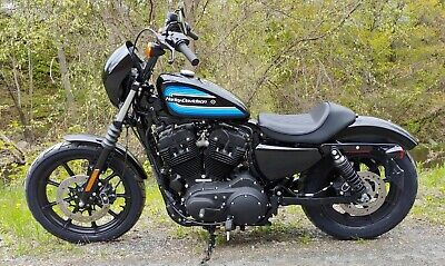 2019 Harley-Davidson Sportster  USED NEVER DRIVEN 2019 HARLEY DAVIDSON SPORTSTER IRON 1200 XL1200NS WITH 2 MILES