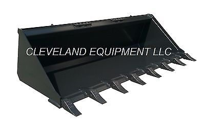 78 Low Profile Tooth Bucket Skid Steer Loader Attachment Teeth Terex Volvo Jcb