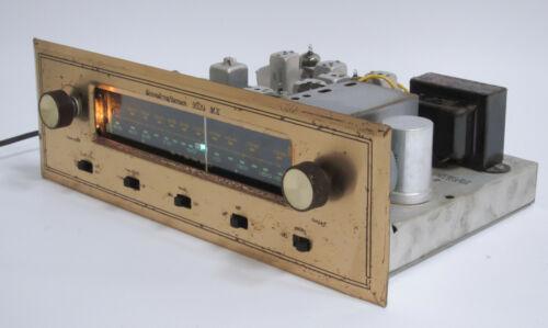 Vintage Soundcraftsmen 9520 MX Tube Tuner w/ Multiplexer