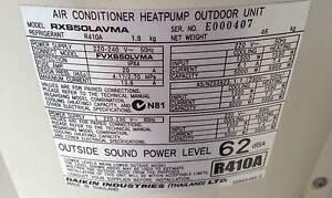 Daikin Air Conditioner Floor unit Lane Cove Lane Cove Area Preview