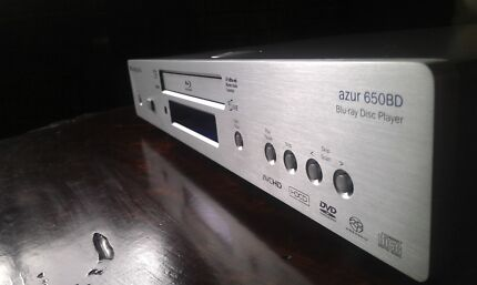 Cambridge Audio Blue-Ray Player. Innaloo Stirling Area Preview