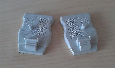 Transformers G1 Parts 1985 SUPERION feet foot set pair MINT