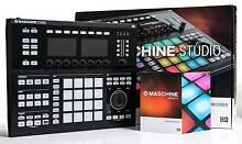 Native Instruments Maschine Studio MK2 Black, mint plus extras! Brunswick West Moreland Area Preview