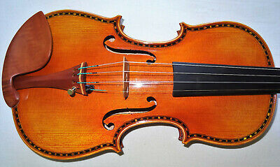 Amazing 'Hellier' Stradivarius 1679 model violin - Strong, Open, Rich Tone