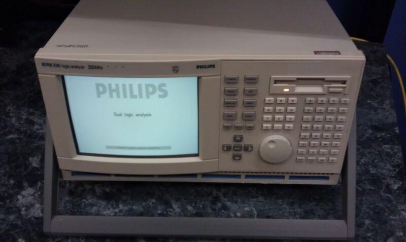 Phillips PM3585 200MHZ Logic Analyzer