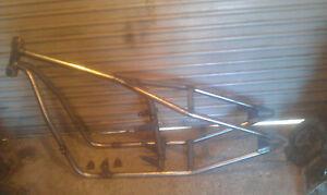 custom bobber motorcycle frames. Plain Frames Chopperlowriderbobberrigid Frame And Custom Bobber Motorcycle Frames