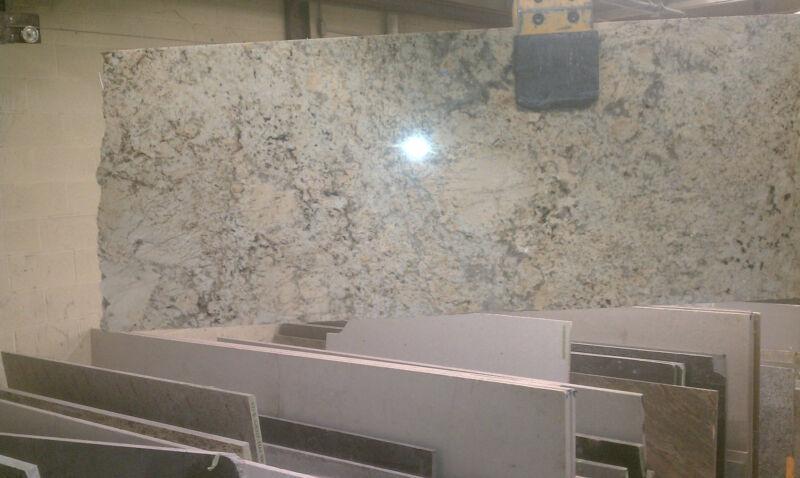Granite Countertop Slab Remnant - Solarius