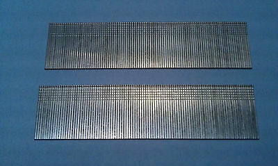 1 14 Inch 18 Gauge Chisel Point Galvanized Finish Brad Nails 5000 Box Count