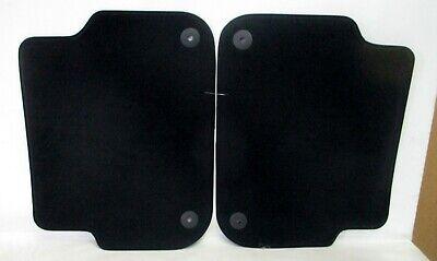OEM 2005-2011  AUDI A6 S6  REAR CARPET FLOOR MAT SET 4F0863683D9AM