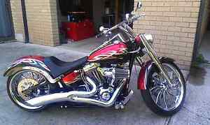 Arrive in style. Low, lean, loud. Harley Davidson. Canberra City North Canberra Preview