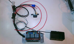 ls1 fuse box pins ls1 easy swap fuse relay box use your ls1 harness on any ...