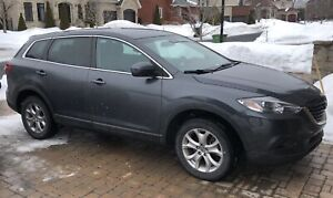 MAZDA CX-9 AWD GS 2015 CUIR