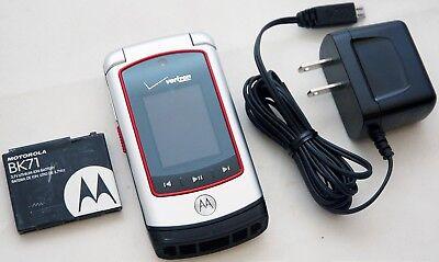 Cell Phone Gps Camera (Motorola Adventure V750 VERIZON Wireless Flip Cell Phone GPS Camera)