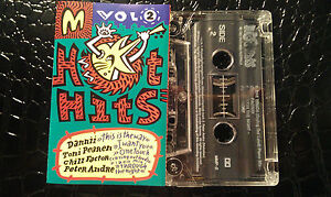 VARIOUS-ARTISTS-CASSETTE-TAPE-HOT-HITS-VOL-2-MADE-IN-AUSTRALIA-1994