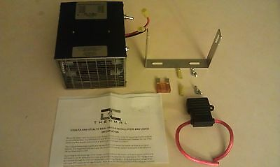 Skid Steer Cab Heater Kit For Bobcat Catjohn Deere New Holland More-12 Volt