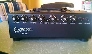 AMP HEAD EVANS AH 200 as new $995 firm North Perth Vincent Area Preview