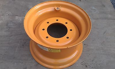 16.5x9.75x8 Skid Steer Wheelrim For Case Fits 12x16.5 Tire-12-16.5 New Style