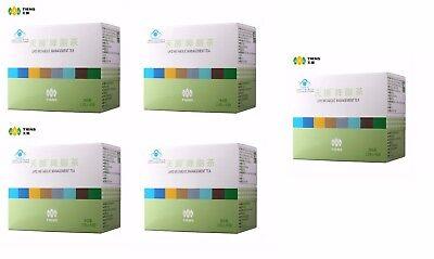 5 Packs X Tiens Lipid Metabolic Management Tea  40 Bags  200 Bags