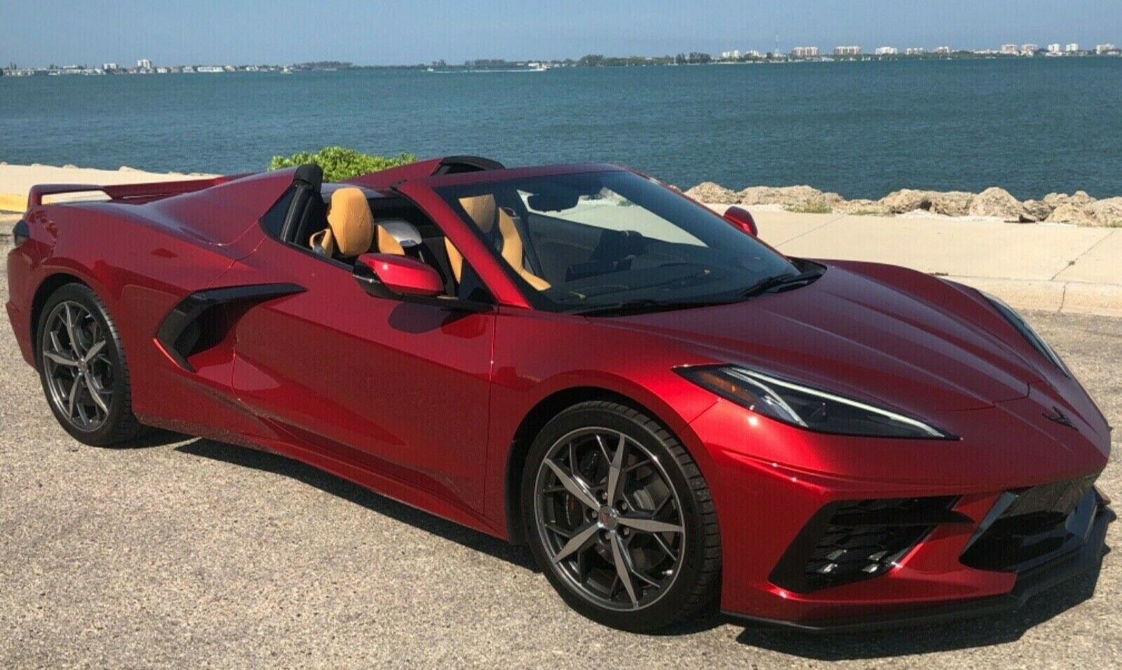2021 Red Mist Metallic Tintcoat Chevrolet Corvette   | C7 Corvette Photo 1